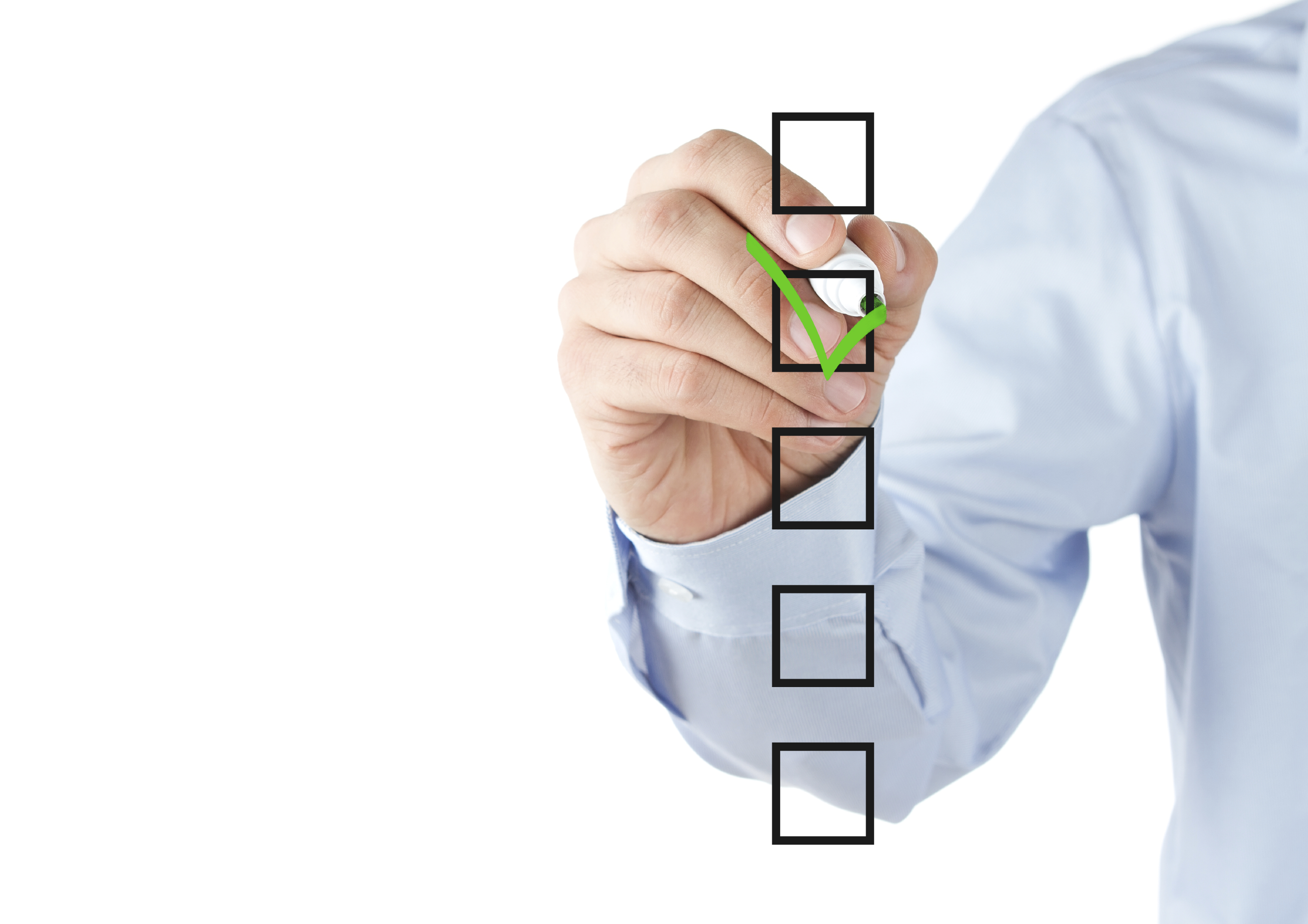 Determine the customization options that meet your needs
